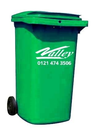 Residential bin removal