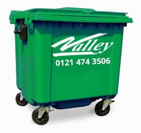 heavy duty bin collection